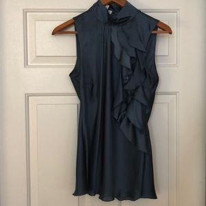 Kenar Sleeveless Blouse